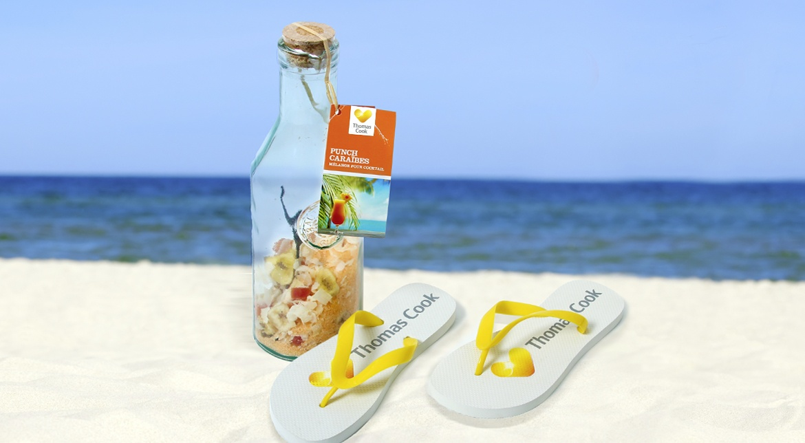 Thomas Cook, Giveaway