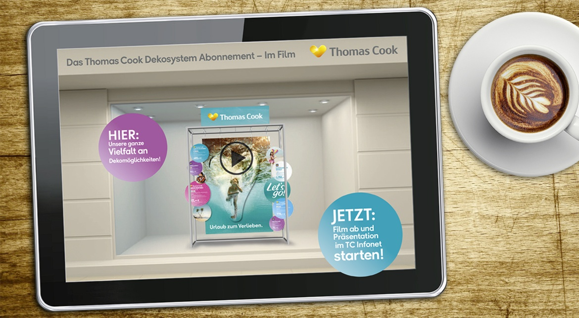 Thomas Cook, Video