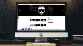 WK Motors CI/CD, Website